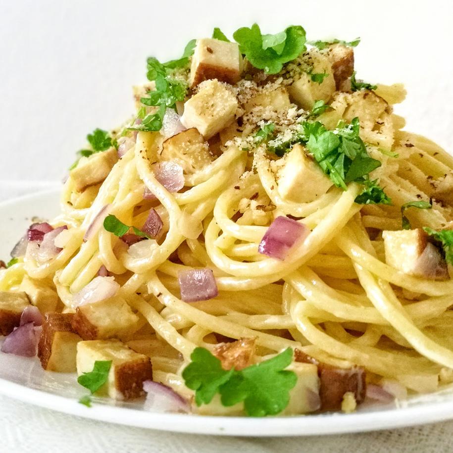 Spaghetti Carbonara!