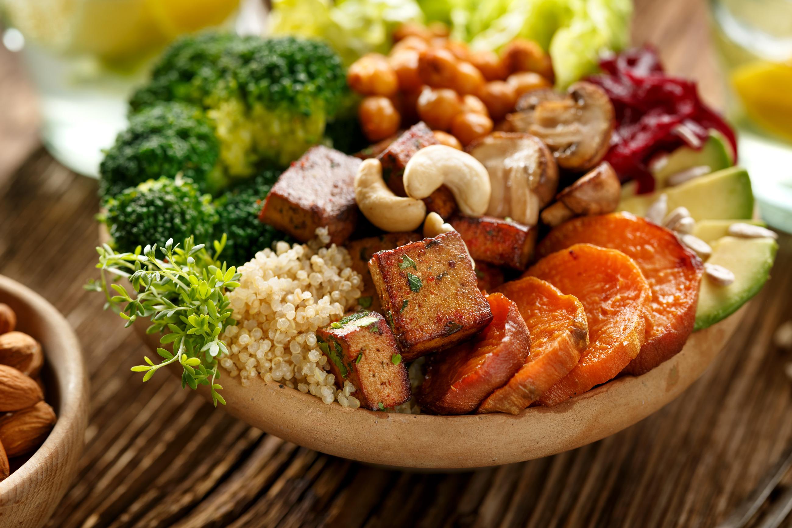 Love Veg: Vegan genießen!