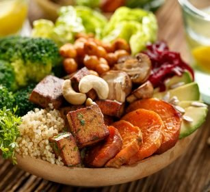 Bowls vegan rezept Love Veg