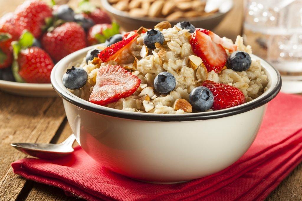 Porridge vegan Love Veg