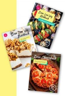 3 Kochbücher Love Veg